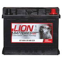 Lion 027 Car Battery