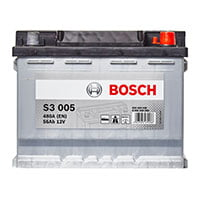 Bosch S3 Car Battery 027