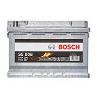 Bosch S5 Car Battery 096