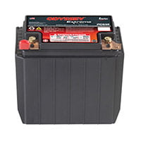 Odyssey AGM Extreme Car Battery PC535 (M6 Side Terminals)