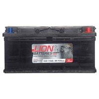 Lion Car Battery 020 110Ah