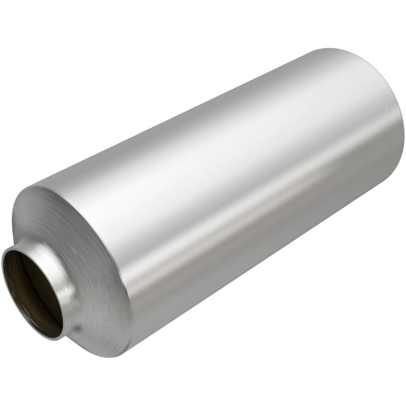 MagnaFlow Exhaust Products Universal Catalytic Converter – 2.50in. Left