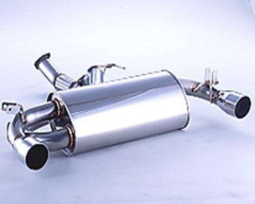 Fujitsubo Legalis R Exhaust System Toyota MR2 Turbo SW20 90-99