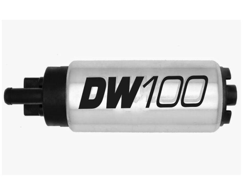 Deatschwerks DW100 Series 165lph in Tank Fuel Pump with Install Kit Mazda Miata MX-5 89-93