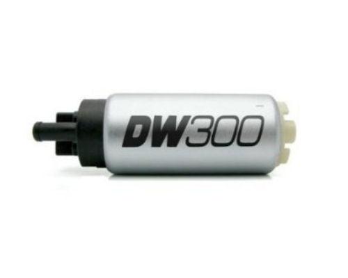 Deatschwerks DW300 Series 340lph in Tank Fuel Pump with Install Kit Nissan Silvia S15 99-02