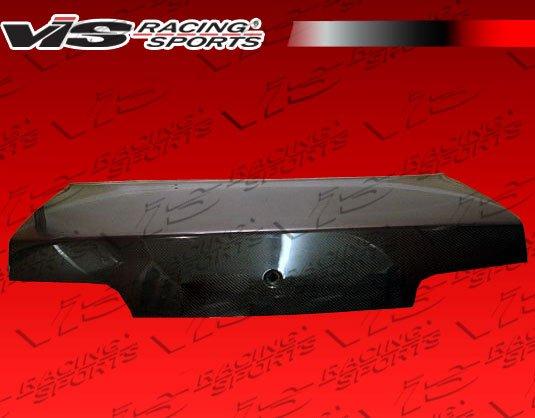 VIS Racing OEM Style Carbon Fiber Trunk Nissan Skyline R32 90-94