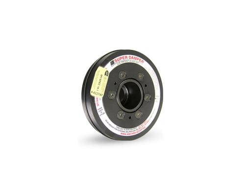 ATI Racing 5.5 Inch OD Aluminum 3 Ring 3.60lb Super Damper Kit Mazda Miata 1.8L 94-05