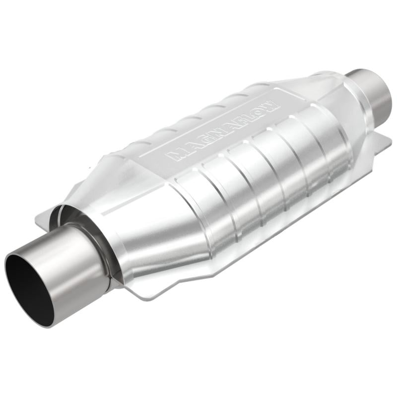 MagnaFlow Exhaust Products Universal Catalytic Converter – 2.25in. Model #99005HM