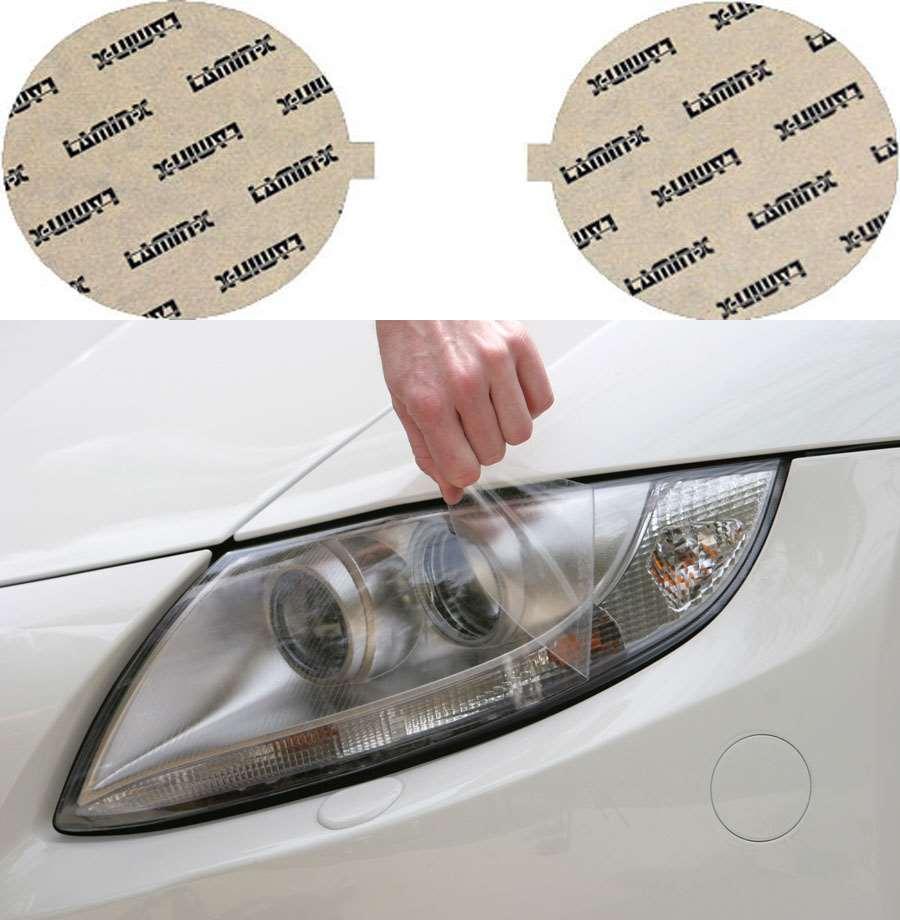 Acura Integra 94-97 High Beam Clear Headlight Covers Lamin-X