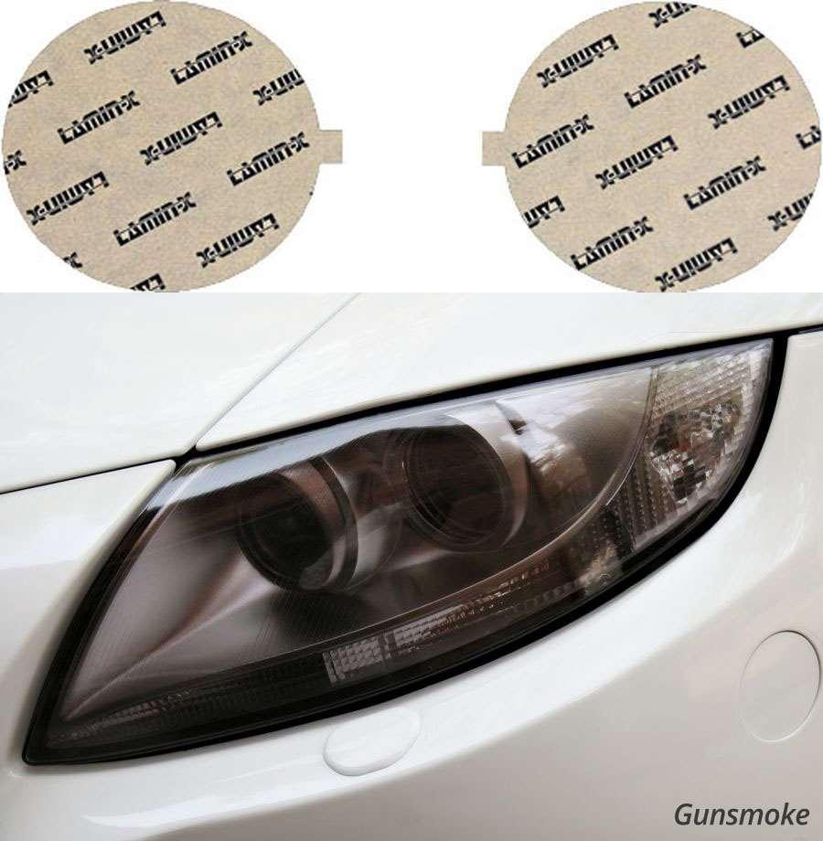 Acura Integra 94-97 High Beam Gunsmoke Headlight Covers Lamin-X