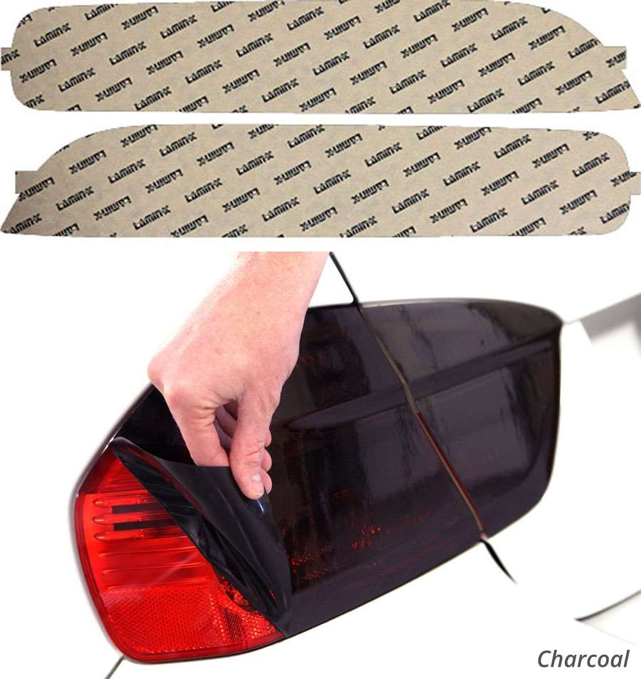 Acura Integra Coupe 94-97 Charcoal Tail Light Covers Lamin-X