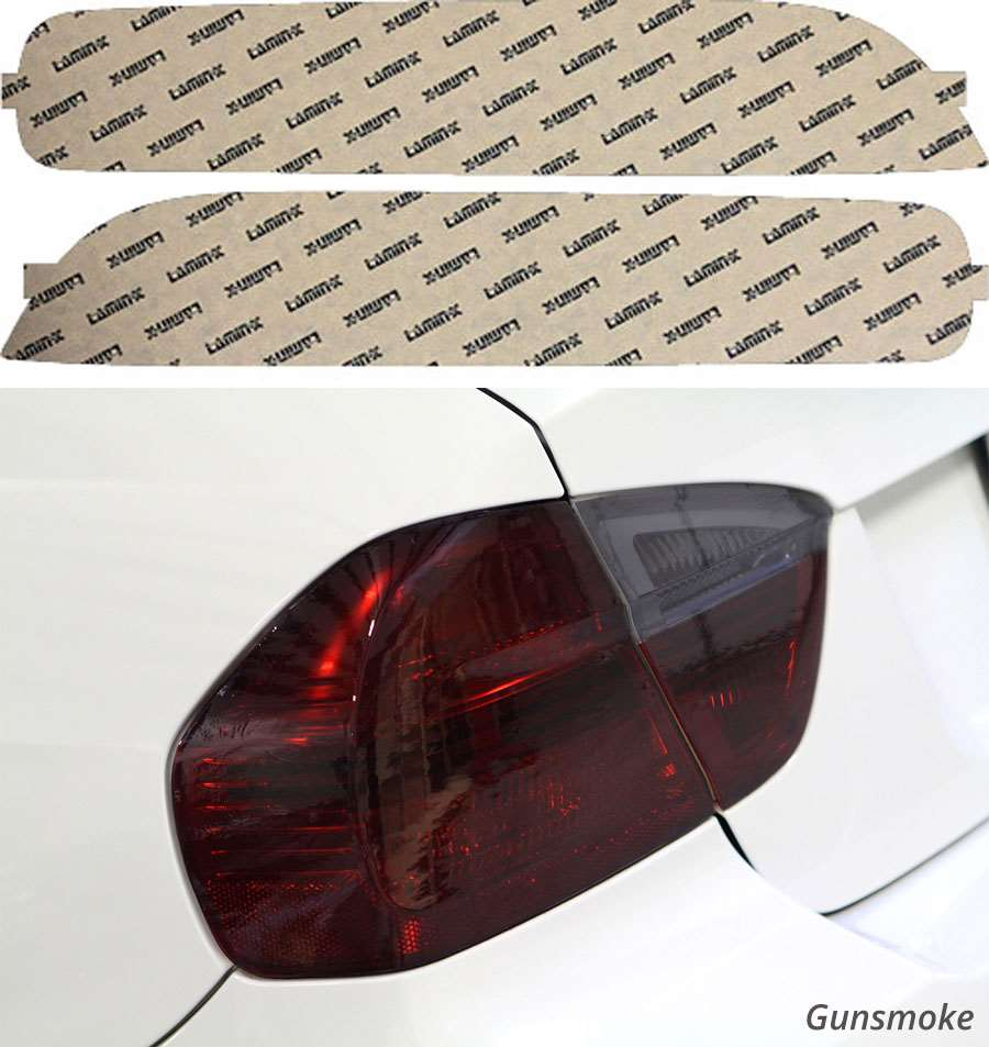 Acura Integra Coupe 94-97 Gunsmoke Tail Light Covers Lamin-X