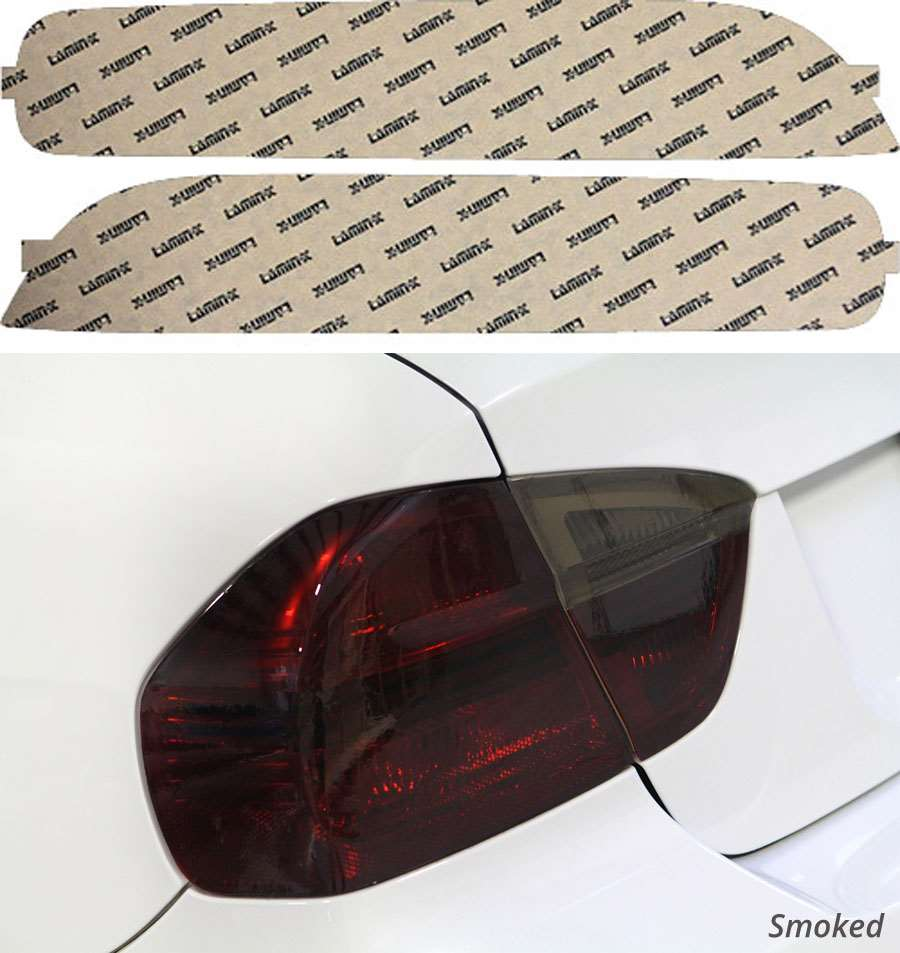 Acura Integra Coupe 94-97 Smoked Tail Light Covers Lamin-X