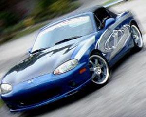 Advan Carbon OEM Style Carbon Fiber Hood Mazda MX-5 Miata 99-05