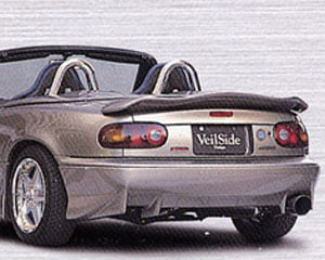 VeilSide 1990-1998 Mazda Miata Roadster NA6CE/ NA8CE C-I Model Rear Spoiler (FRP)