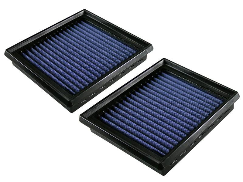 aFe POWER 30-10196 Magnum FLOW Pro 5R Air Filters Nissan 370Z 09-17 V6-3.7L (Qty 2)