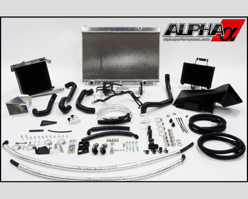 AMS Performance Race Cooling Kit Nissan GT-R R35 09-20