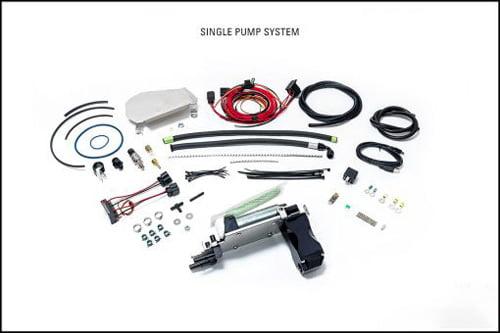 Alpha Performance Omega Brushless Fuel Pump System Nissan GT-R 2017-2020