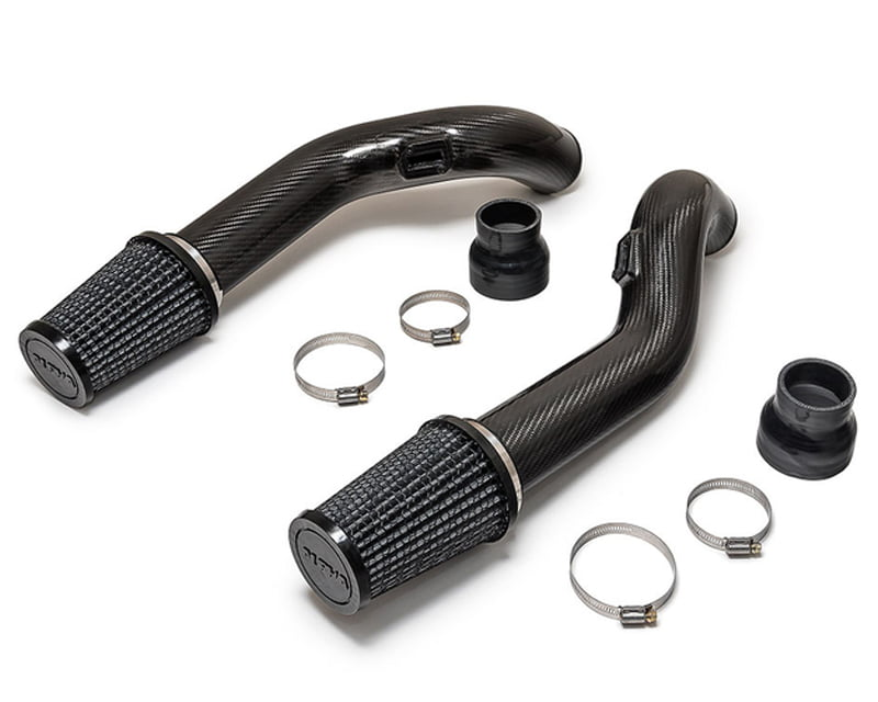 AMS Alpha Carbon Fiber Cold Air Intake Nissan GT-R R35 09-20