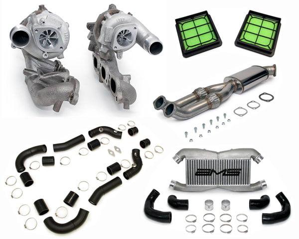AMS Performance Alpha 9 Power Package Nissan GT-R R35 09-20