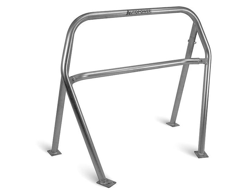 AutoPower 4Point Street-Sport Weld-In Roll Bar Nissan 350Z 03-08