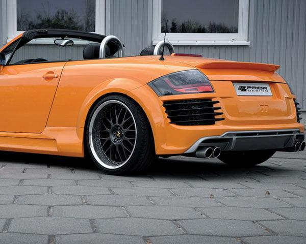 Prior Design Rear Bumper Audi TT | TT Quattro MK1 8N 99-06 Model #4260609890389