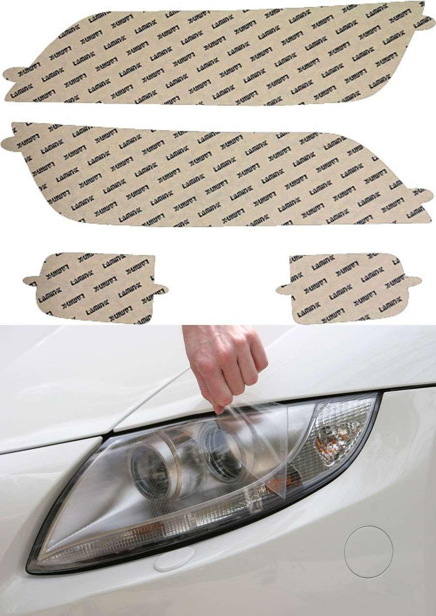 BMW Z3 96-02 Clear Headlight Covers Lamin-X Model #B005CL