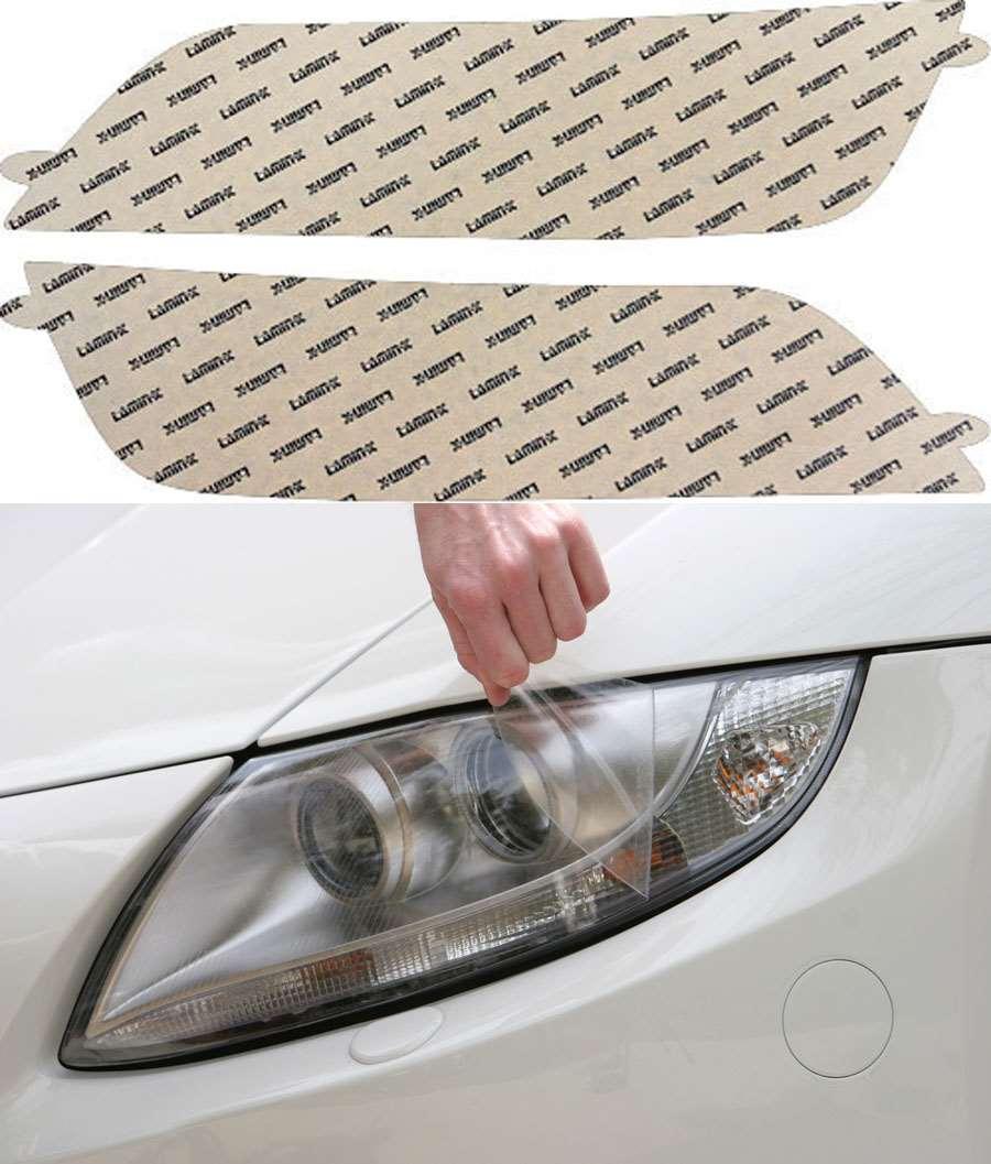 BMW Z3 96-02 Clear Headlight Covers Lamin-X Model #B505CL