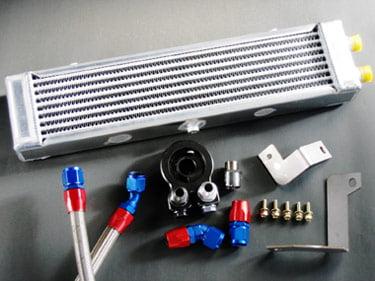 Central 20 Oil Cooler Nissan 370Z 09-14