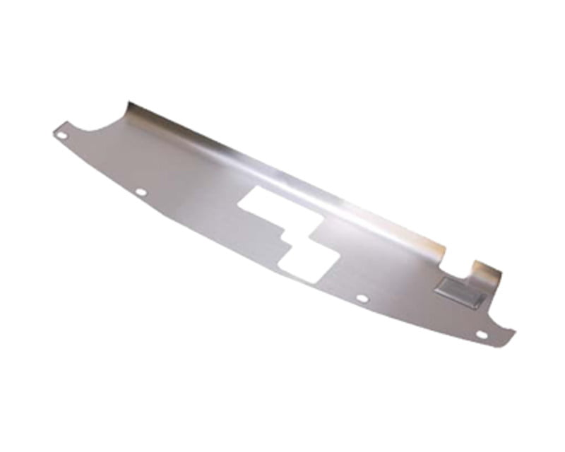 NRG Stainless Steel Air Diversion Panel Nissan 350Z 03-06