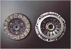 AutoExe Clutch Cover 02 Mazda RX-7 93-02