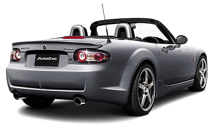 AutoExe Rear Wing | Rear Spoiler 01 Mazda Miata 06-13
