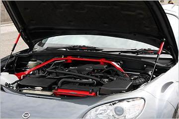 AutoExe Bonnet Damper 02 Mazda Miata 06-13