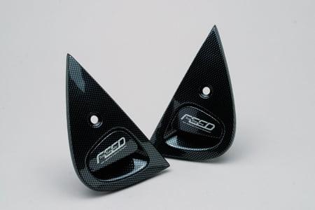FEED Door Knob 01 – Carbon – Mazda RX-7 FD3S 93-02