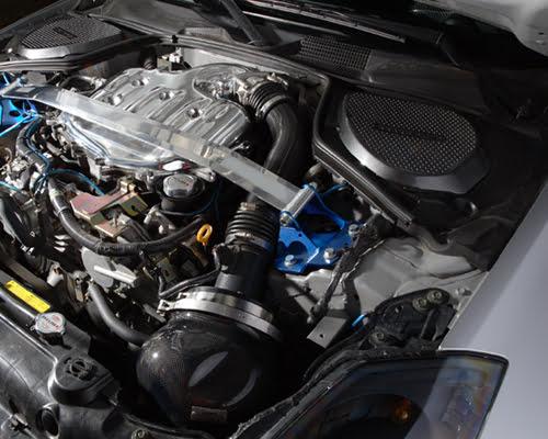 GruppeM Carbon Fiber Ram Air Intake System Nissan 350Z 02-06