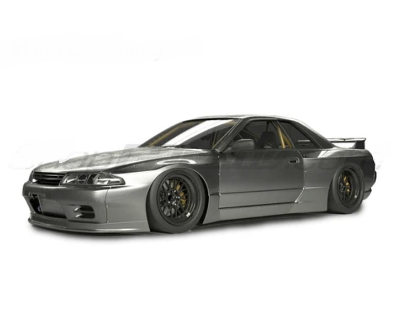 Pandem GT Wing FRP Nissan Skyline GTR V1.5 1989-1994