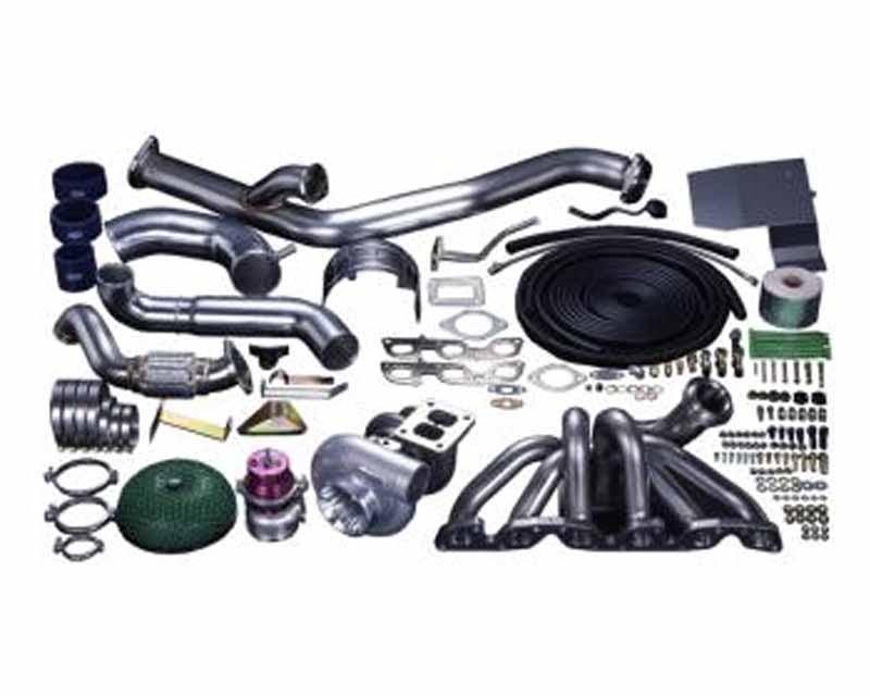HKS Turbo Kit Nissan Skyline GTR R34 RB25DETT 99-02