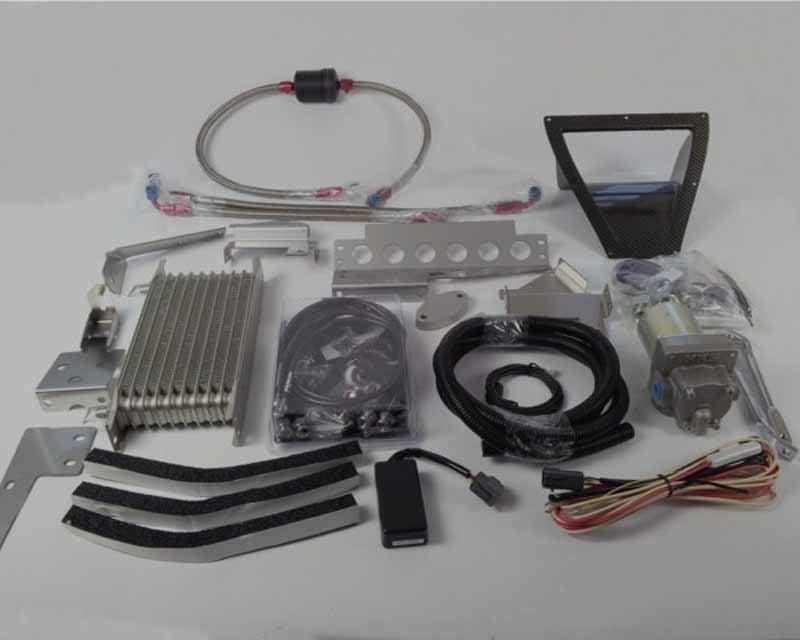 HKS Differential Oil Cooler Kit Nissan R35 GT-R VR38DETT 09-20