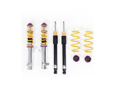 KW Coilover Kit V1 Bundle Audi TT (8J) Roadster Quattro 6 Cyl. with Magnetic Ride 07-14