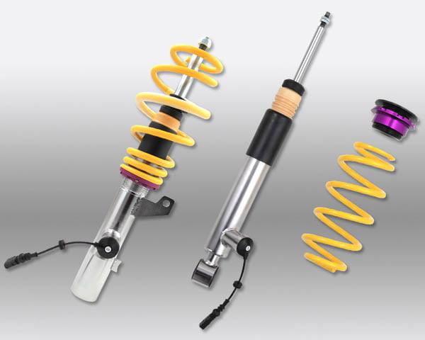 KW Suspension DDC Coilover Kit Audi TT Roadster Quattro without Magnetic Ride 07+