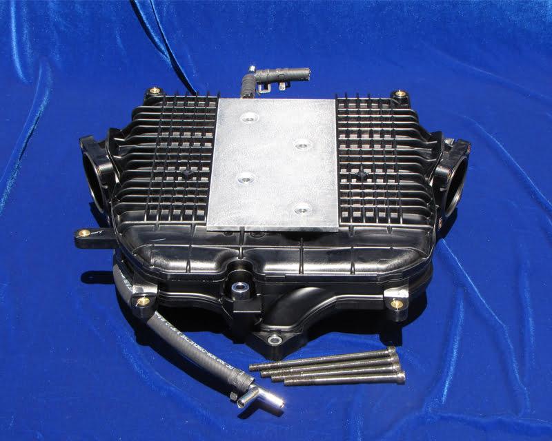 Motordyne M370 Intake Manifold TM Nissan 370Z 09-14