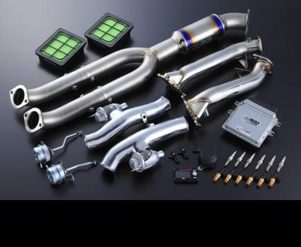MCR M-Power Kit Stage 3 Nissan GT-R R35 09-20