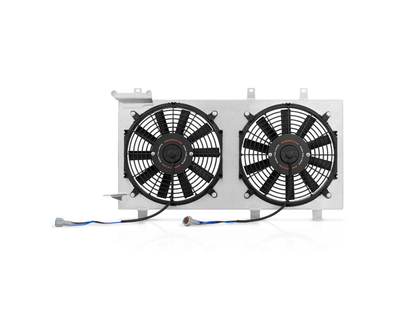 Mishimoto Performance Aluminum Fan Shroud Kit Nissan 350Z 3.5L 03-06