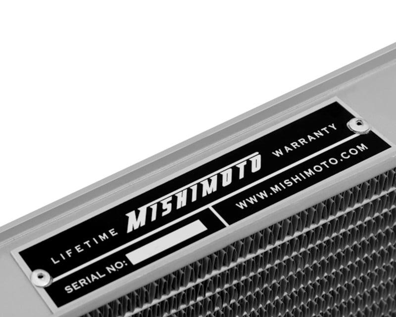 Mishimoto Performance Aluminum Dual Pass Radiator Audi TT Quattro 1.8L 00-03