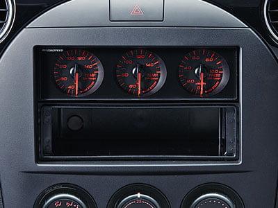 Mazdaspeed Oil Pressure | Oil-Water Temp Gauges Mazda MX-5 Miata 06-12