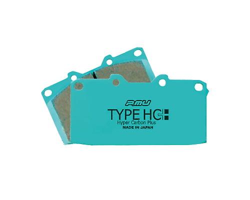 Project Mu B-Spec Rear Brake Pad Nissan Skyline R34 GT-R 99-02 | Nissan 350Z Brembo 03-07 | Mitsubishi EVO VIII IX Brembo 03-09 | Subaru WRX STI Brembo 04-09 | Nissan Skyline R33 GT-R 95-98 *CLEARANCE*