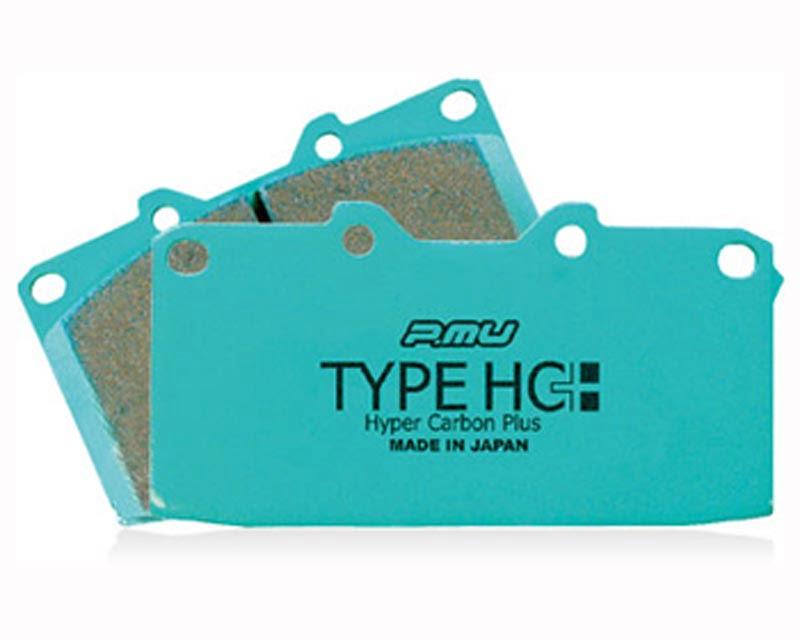 Project Mu Type HC+ Rear Brake Pad Nissan Skyline R34 GT-R 99-01