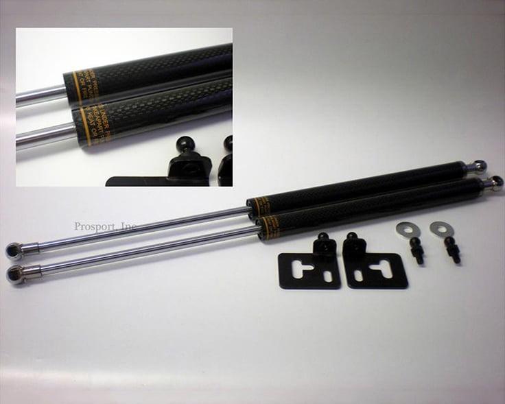 Prosport Performance Carbon Fiber Hood Damper NISSAN (Fairlady Z)370Z 09-18