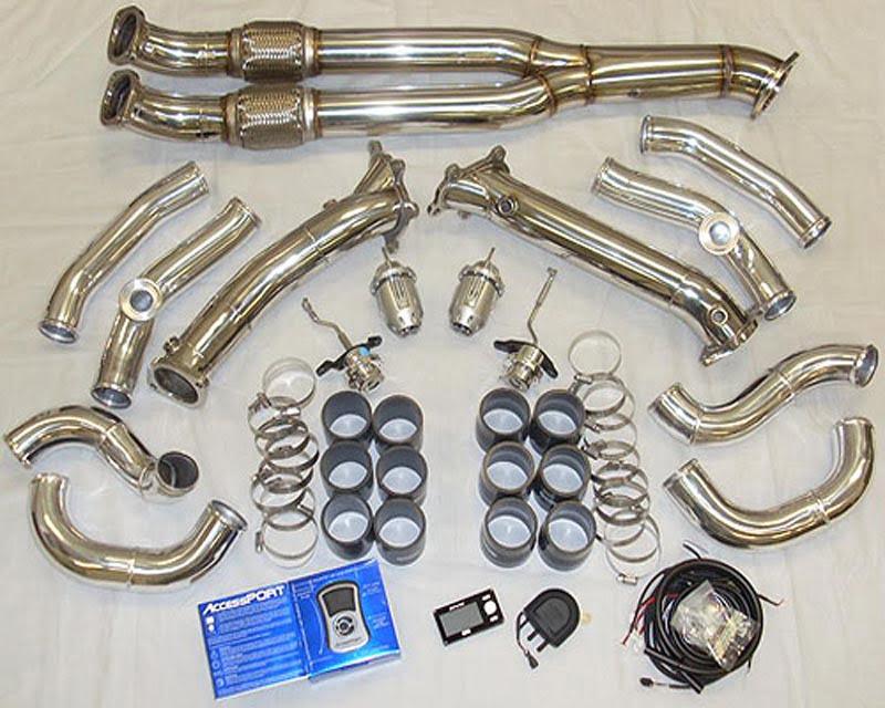 Boost Logic GT-R640 Performance Package Nissan GT-R R35 09-20