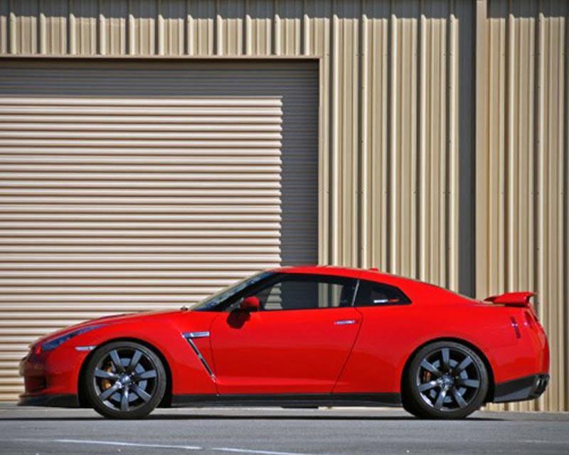 Boost Logic GT-R750 Package Nissan GT-R R35 09-20